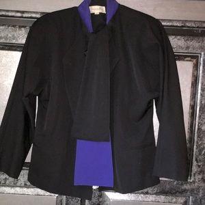 Christian Dior blue & black Jacket